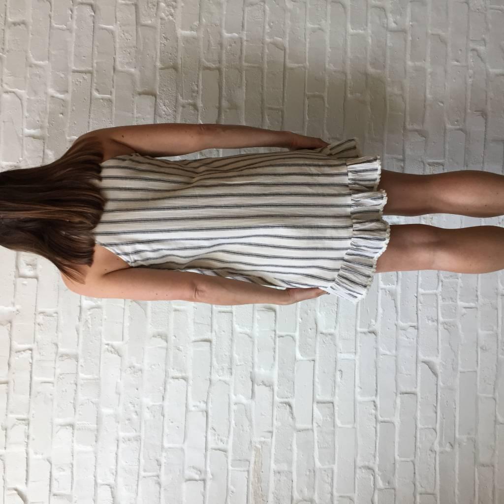 Stripe Alba Dress