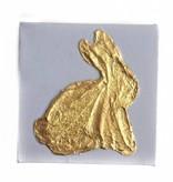 4x4 Gold/Violet Bunny