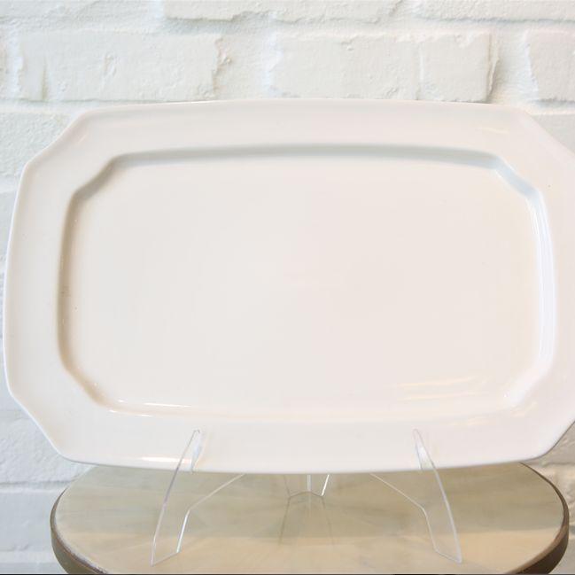Lg Flea Mkt Platter