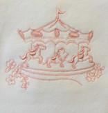 Pink Carousel Onesie