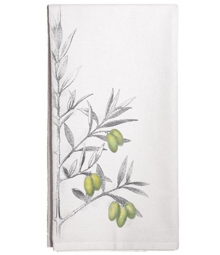 Olive Branch Towel