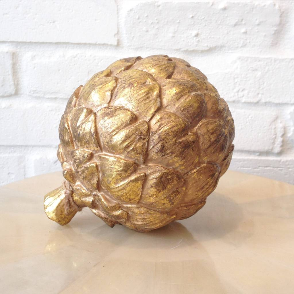 "6.75"" Resin Artichoke"