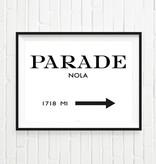 """""""Parade 1718"""""""