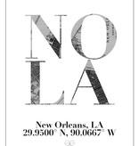 """""""NOLA Coordinates"""""""