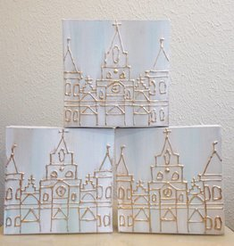 St. Louis Cathedral 6x6