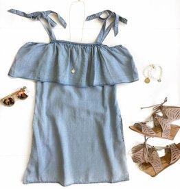 Singrid Sunbleach Dress