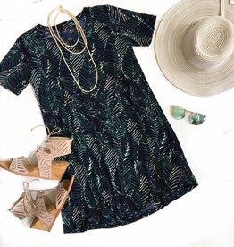 Faby Leaf S/S Dress