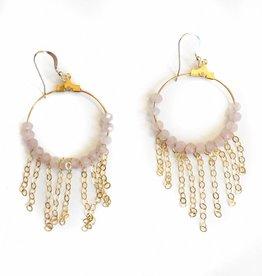 Festival Fringe Earrings