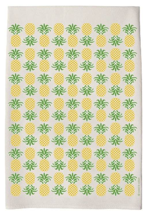 Pineapples Hand Towel