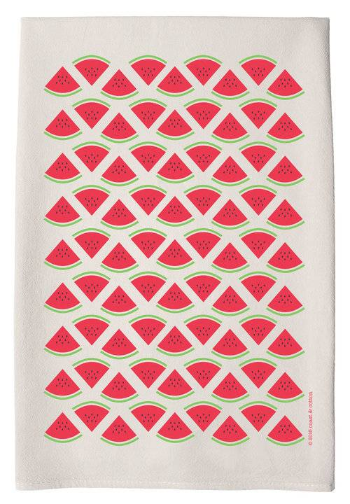 Watermelons Hand Towel