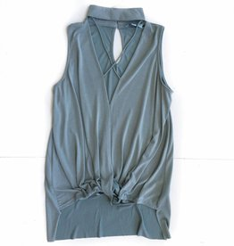 X Front Knot Tank