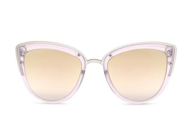 My Girl Pink/Pink Mirror Sunglasses