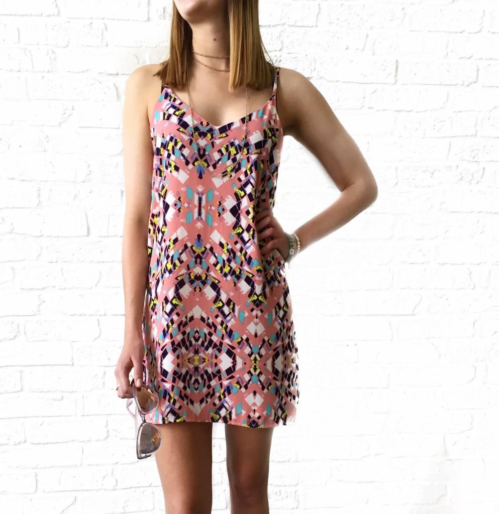 Firecracker Strappy Dress