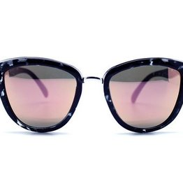 My Girl Blk Tor/Pink Sunglasses