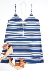 Nautical Strappy Dress
