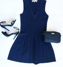 Hector Midnight Blue Dress