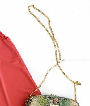 Gold Chain Strap