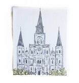 8x10 W.S. Cathedral