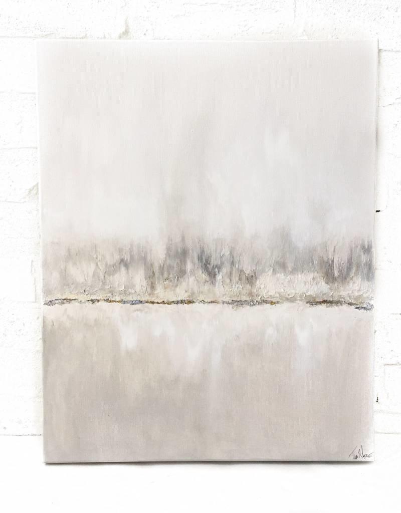 Silver Morning 16x20