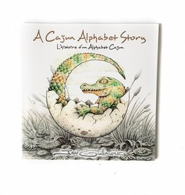 Jon Guillaume A Cajun Alphabet Story