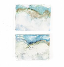 Vicki Lee 6x8 Encaustic Art