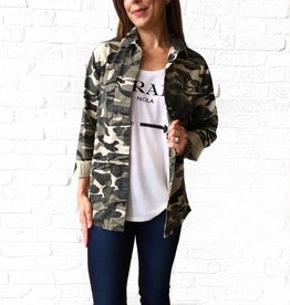 Mod Ref Camo Jacket
