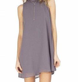 Gentle Fawn Opal Grey S/L Paige Dress