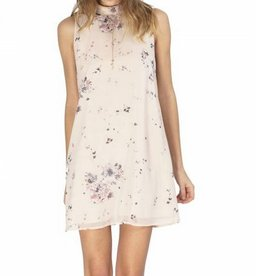 Gentle Fawn Feather Floral S/L Paige Dress
