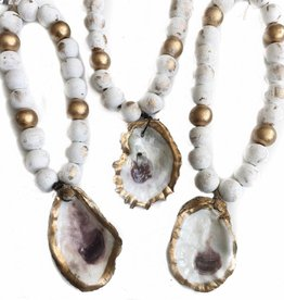 Oyster Blessing Beads