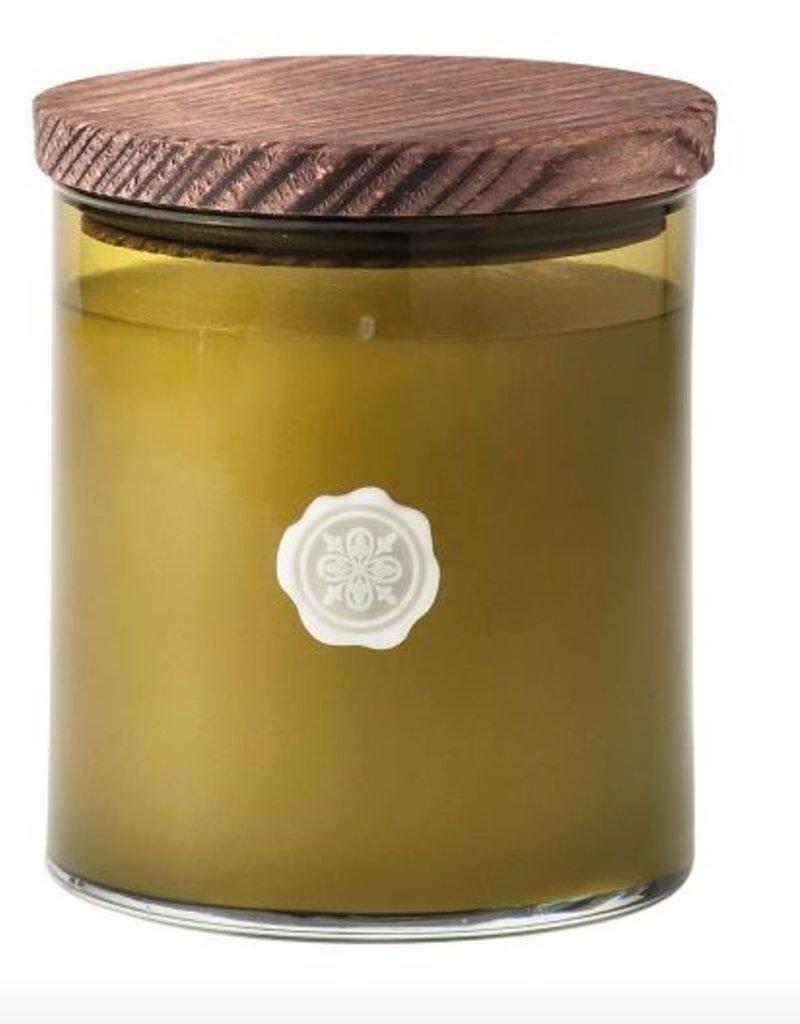 Wht Amaryllis 14oz Candle