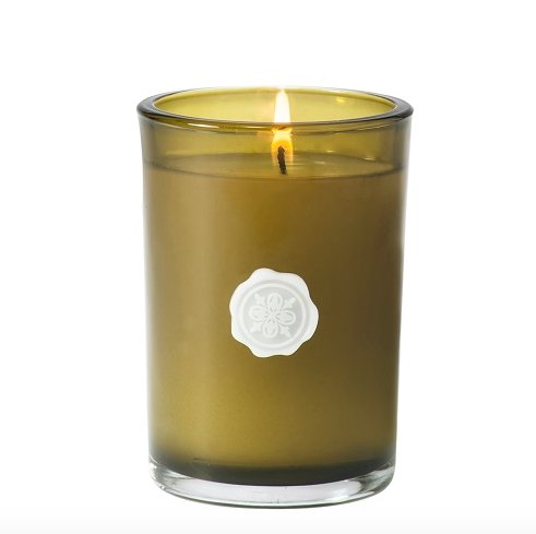 Aromatique Wht Amaryllis 6oz Candle