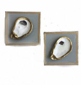 4x4 Gray Single Oyster
