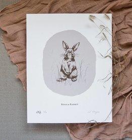 Ragan House Rosa The Rabbit
