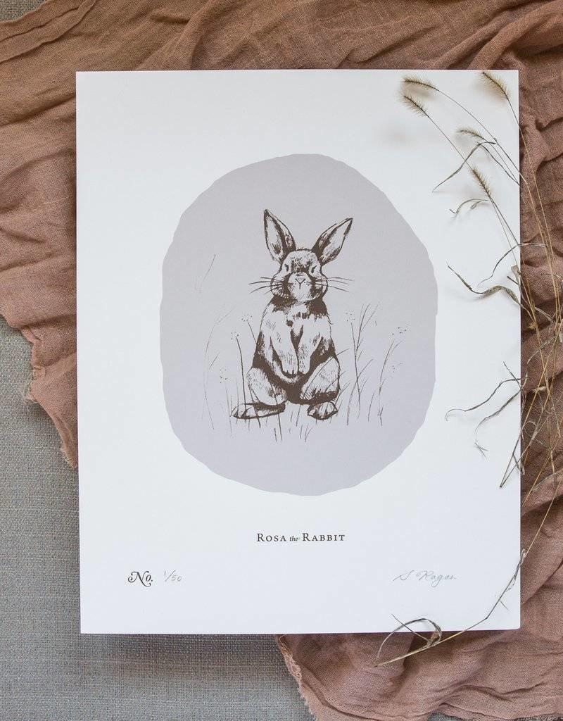 Rosa The Rabbit