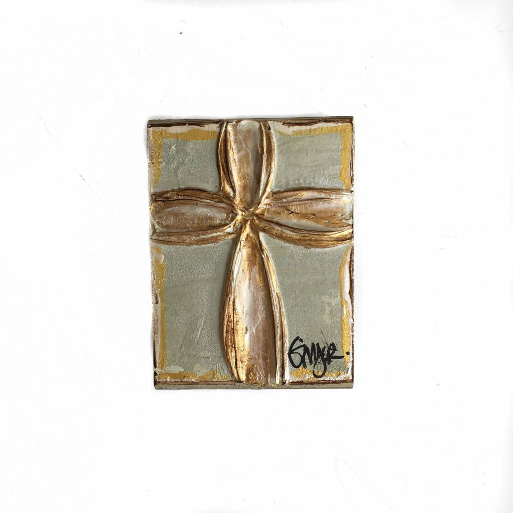 Ginger Leigh Genesis Cross-Extra Small