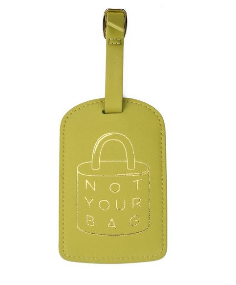 Luggage Tag-Not Your Bag