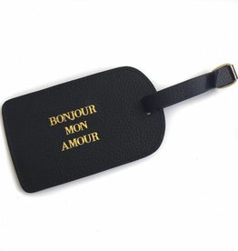 Luggage Tag-Bonjour
