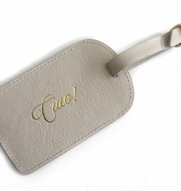 Luggage Tag-Ciao!