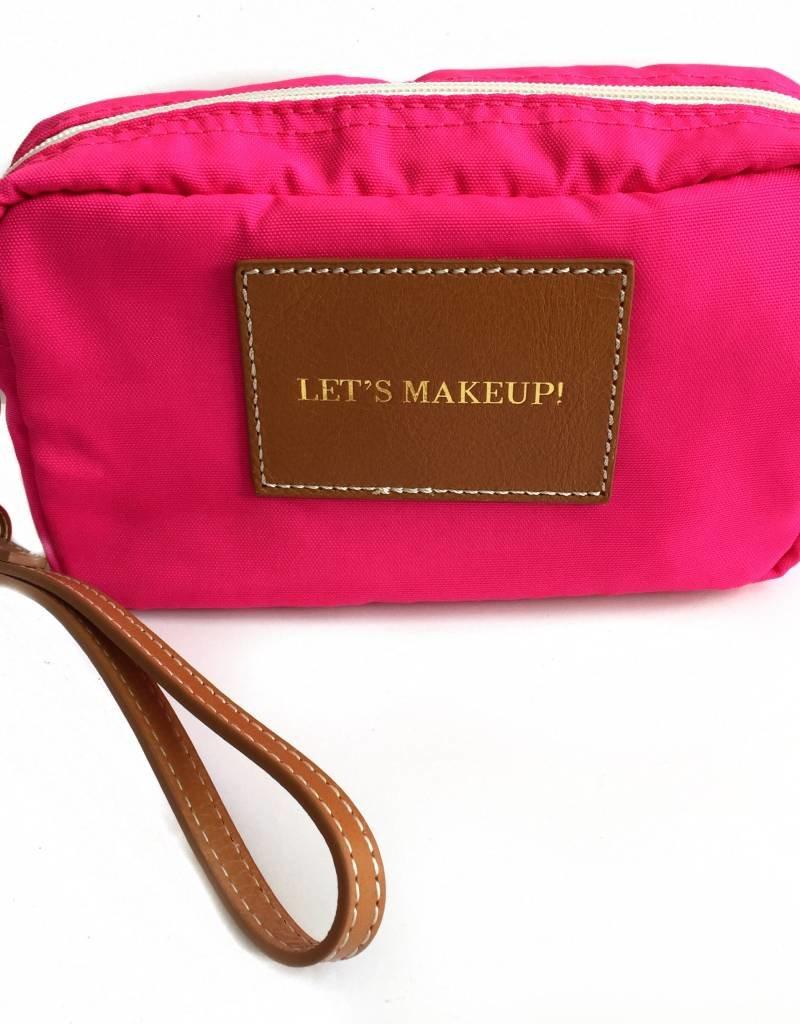 Let's Makeup Bag-Med
