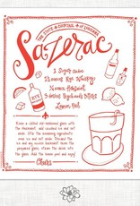 Sazerac Kitchen Towel
