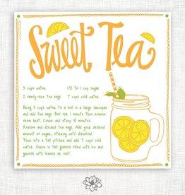 Magnolia Creative Sweet Tea Kitchen Towel
