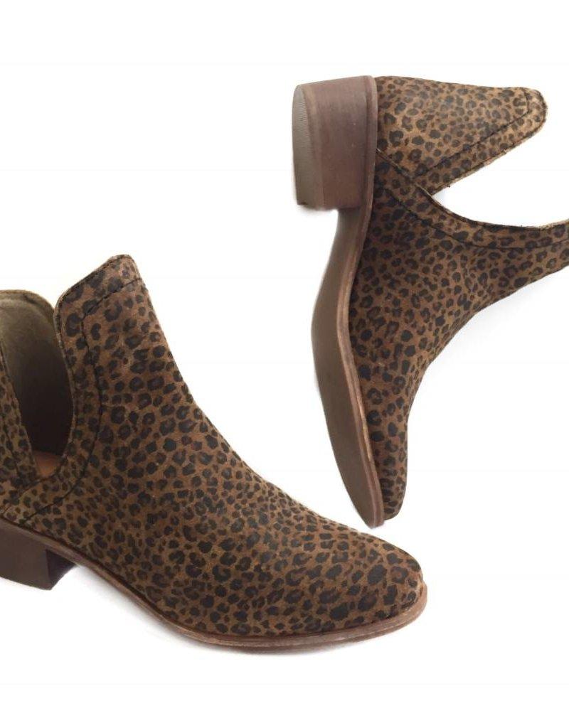 Leopard Pronto Bootie