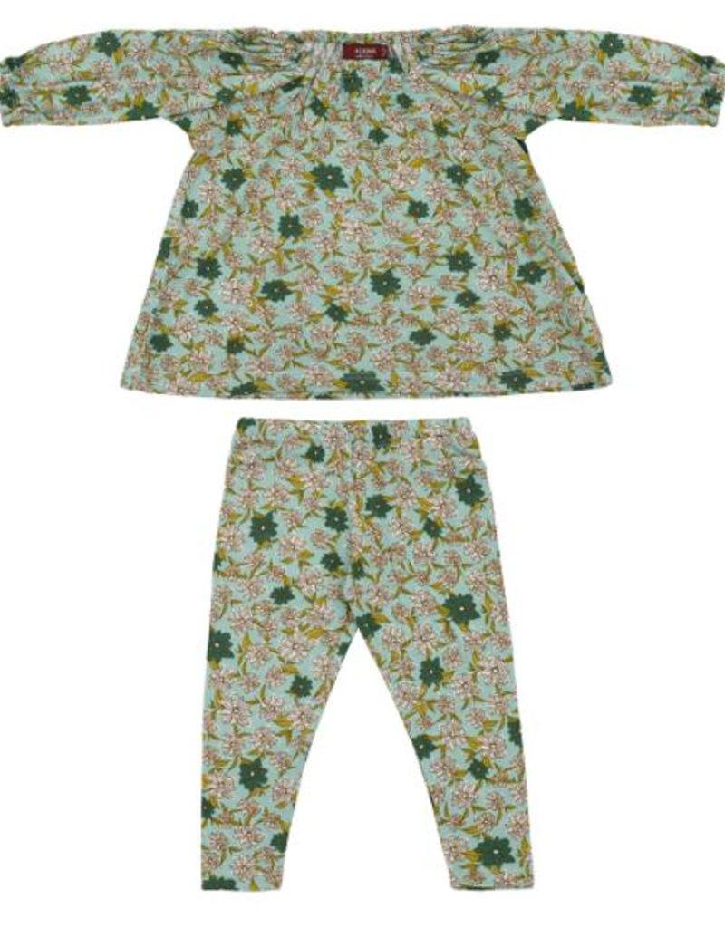 Bamboo Dress & Legging Set