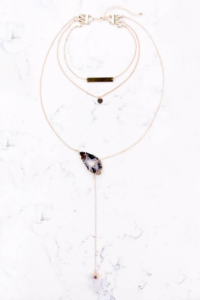 Daisy Layering Necklace