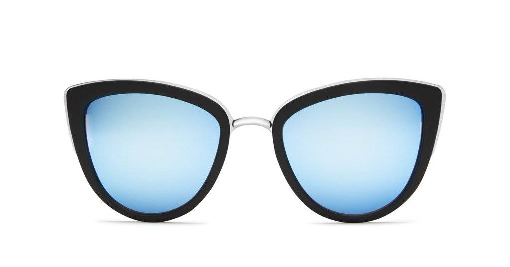 My Girl Blk/Blue Sunglasses