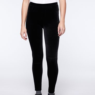 Velvet Grease Legging Black