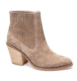 Chinese Laundry Mink Suede Bootie