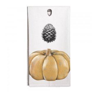 Pumpkin Towel