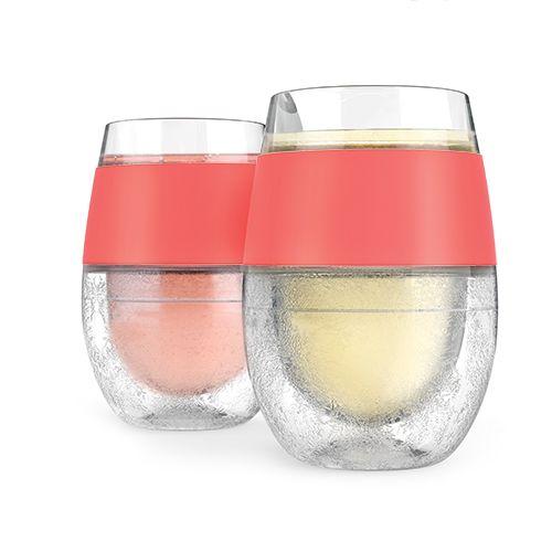 Wine Freeze Cooling Cups Set