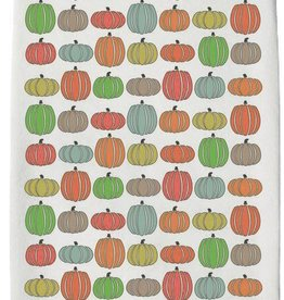 Fall Pumpkins Hand Towel